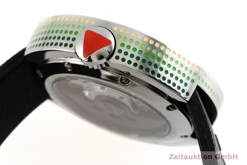 gebrauchte Luxusuhr Alain Silberstein Rondo Dots Stahl Automatik Kal. ETA 2836-2 LIMITED EDITION | 2003796 _0