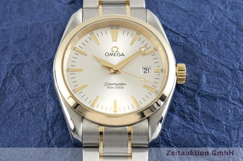 gebrauchte Luxusuhr Omega Seamaster Stahl / Gold Quarz Kal. 1538 Ref. 196.1114  | 2003797 _1