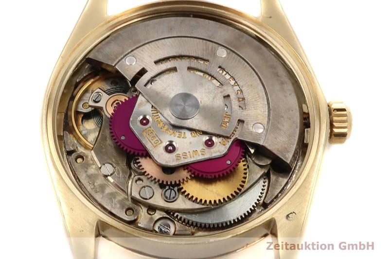 gebrauchte Luxusuhr Rolex Oyster Perpetual 14k Gelbgold Automatik Kal. 1560 Ref. 1005 VINTAGE  | 2003806 _1