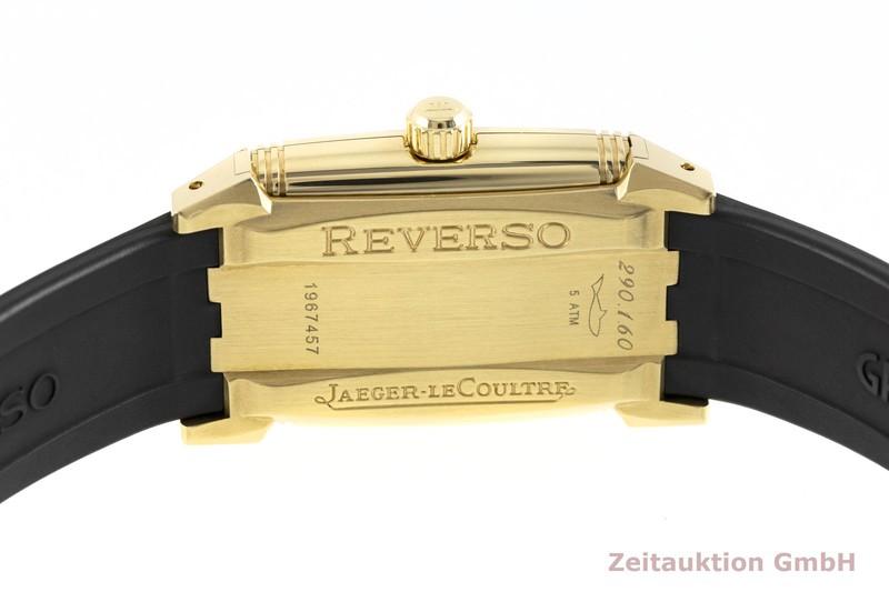 gebrauchte Luxusuhr Jaeger LeCoultre Reverso 18k Gold Automatik Kal. 960R Ref. 290.1.60  | 2003817 _0