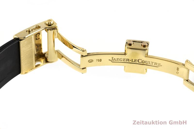 gebrauchte Luxusuhr Jaeger LeCoultre Reverso 18k Gold Automatik Kal. 960R Ref. 290.1.60  | 2003817 _1