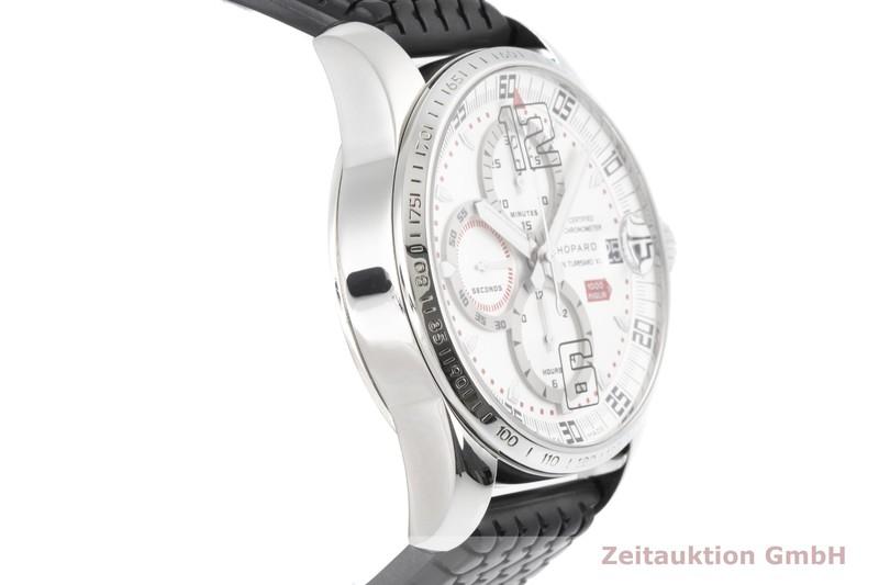 gebrauchte Luxusuhr Chopard Mille Miglia Chronograph Stahl Automatik Ref. 168459-3009 LIMITED EDITION | 2003831 _0