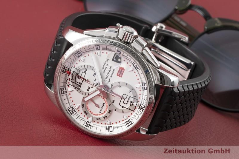 gebrauchte Luxusuhr Chopard Mille Miglia Chronograph Stahl Automatik Ref. 168459-3009 LIMITED EDITION | 2003831 _1
