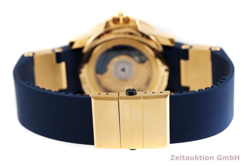 gebrauchte Luxusuhr Ulysse Nardin Marine Chronometer 18k Rotgold Automatik Kal. UN26-34245 Ref. 266-36 LIMITED EDITION | 2003839 _1