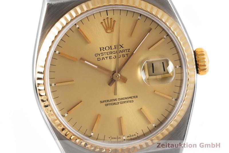 gebrauchte Luxusuhr Rolex Datejust Stahl / Gold Quarz Kal. 5035 Ref. 17013    2003850 _0