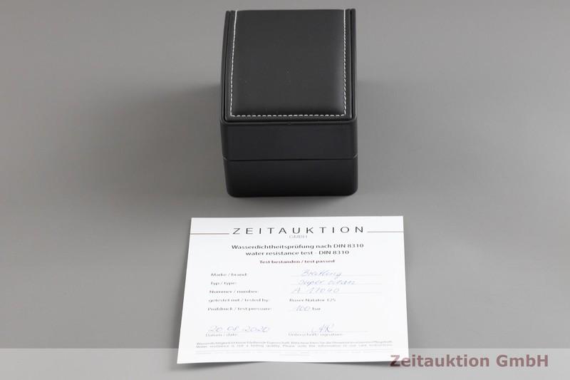 gebrauchte Luxusuhr Breitling Superocean Stahl Automatik Kal. B17, ETA 2824-2 Ref. A17040  | 2003867 _0