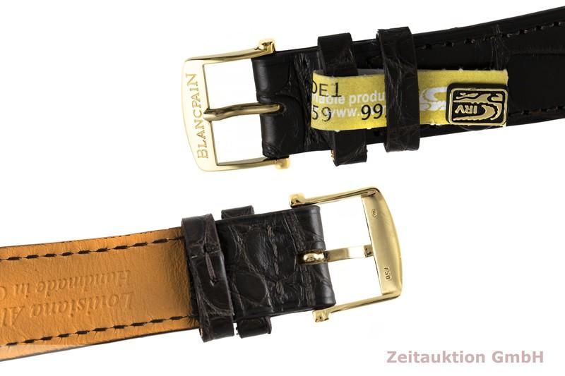 gebrauchte Luxusuhr Blancpain Villeret 18k Gold Handaufzug Kal. 1106  | 2003873 _1