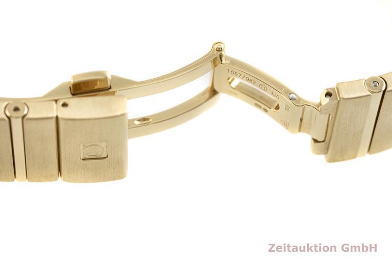 gebrauchte Luxusuhr Omega Constellation 18k Gold Automatik Kal. 8501 Ref. 123.50.38.21.02.002  | 2003876 _1