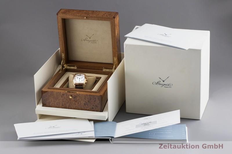 gebrauchte Luxusuhr Breguet Heritage  Chronograph 18k Rotgold Automatik Kal. 550/1 Ref. 5400  | 2003877 _0