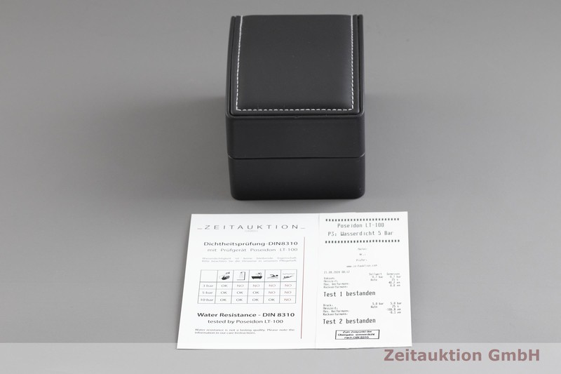 gebrauchte Luxusuhr Omega Museum Stahl Automatik Kal. 2200 Ref. 167.2000 LIMITED EDITION | 2003882 _0