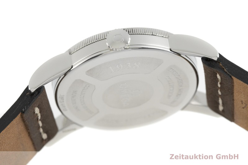 gebrauchte Luxusuhr Omega Museum Stahl Automatik Kal. 2200 Ref. 167.2000 LIMITED EDITION | 2003882 _1