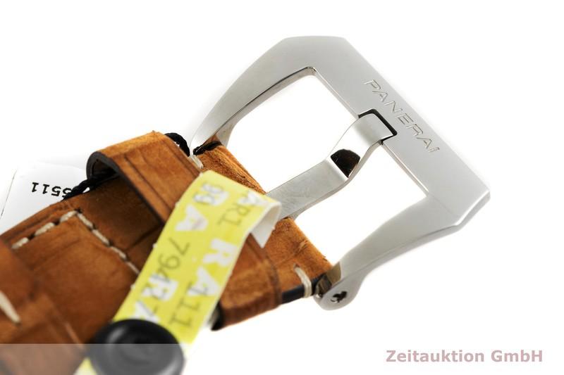 gebrauchte Luxusuhr Panerai Radiomir Stahl Automatik Kal. P.2003/6 Ref. PAM00323 LIMITED EDITION   2003890 _0