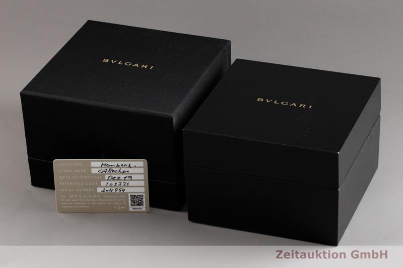 gebrauchte Luxusuhr Bvlgari Serpenti Keramik / Gold Quarz Ref. SPC35BG  | 2003907 _0
