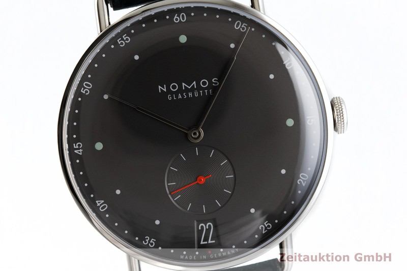 gebrauchte Luxusuhr Nomos Metro Stahl Handaufzug Kal. DUW4101  | 2003908 _0