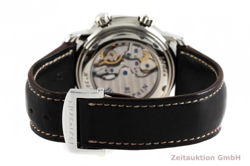 gebrauchte Luxusuhr Blancpain Leman Stahl Automatik Kal. 1241G  | 2003910 _1