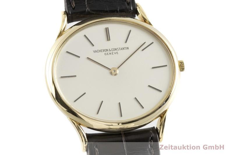 gebrauchte Luxusuhr Vacheron & Constantin Geneve 18k Gold Handaufzug Kal. 1003/1 Ref. 2107 VINTAGE  | 2003918 _0