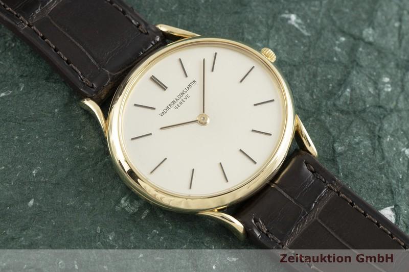gebrauchte Luxusuhr Vacheron & Constantin Geneve 18k Gold Handaufzug Kal. 1003/1 Ref. 2107 VINTAGE    2003918 _1