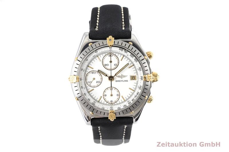 gebrauchte Luxusuhr Breitling Chronomat Chronograph Stahl / Gold Automatik Kal. Valjoux 7750 Ref. B13047, 81.950  | 2003928 _1