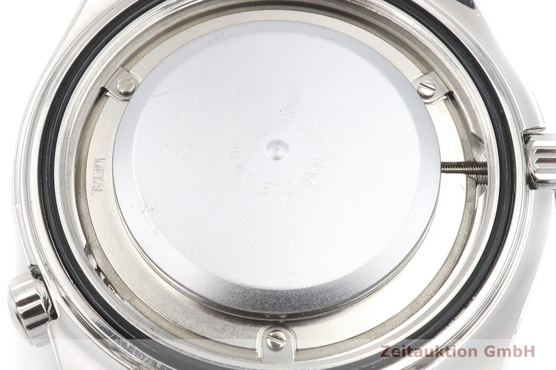 gebrauchte Luxusuhr Omega Seamaster Stahl Automatik Kal. 2500C Ref. 2907.50.91, 168.1649 LIMITED EDITION | 2003931 _1