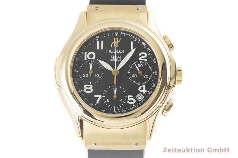 gebrauchte Luxusuhr Hublot MDM Chronograph 18k Gold Automatik Ref. 1810.3  | 2003936 _0