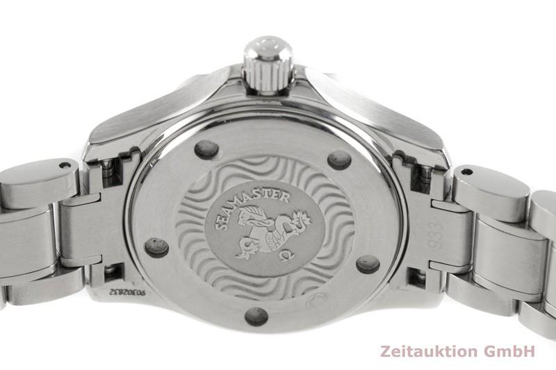 gebrauchte Luxusuhr Omega Seamaster Stahl Quarz Kal. 1424, ETA 256.461 Ref. 596.1640  | 2003937 _0