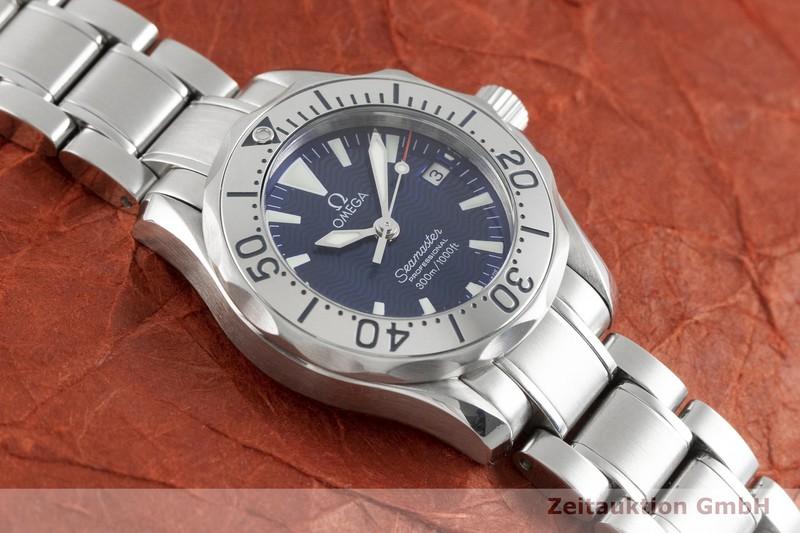 gebrauchte Luxusuhr Omega Seamaster Stahl Quarz Kal. 1424, ETA 256.461 Ref. 596.1640  | 2003937 _1
