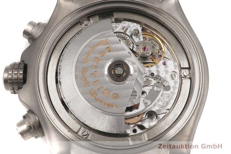 gebrauchte Luxusuhr Breitling Avenger Chronograph Titan Automatik Kal. B13, ETA 7750 Ref. E13360  | 2003941 _0