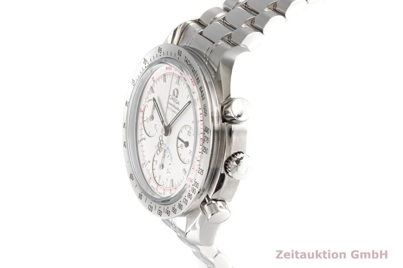 gebrauchte Luxusuhr Omega Speedmaster Chronograph Stahl Automatik Kal. 3220A Ref. 3538.30.00, 175.0048 LIMITED EDITION   2003980 _0
