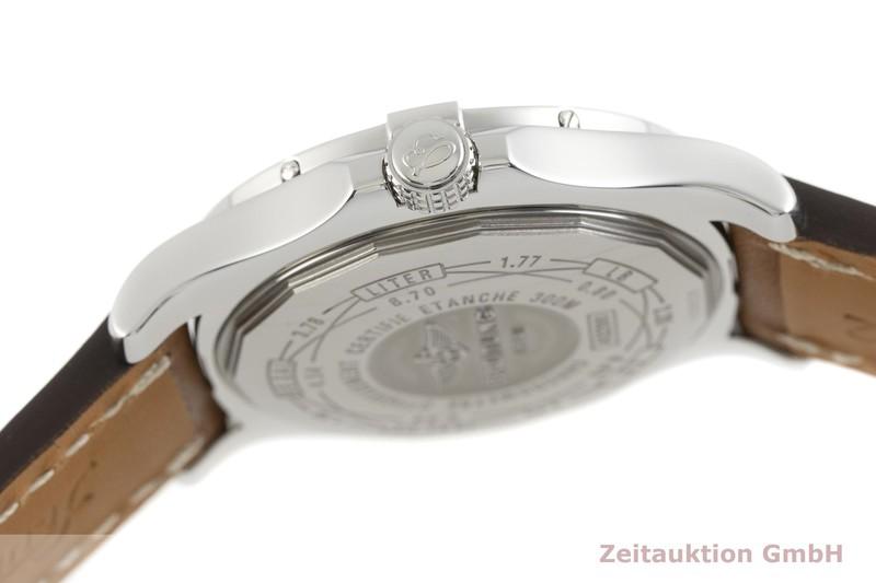 gebrauchte Luxusuhr Breitling Avenger II GMT Stahl Automatik Kal. B32, ETA 2893-2 Ref. A32390  | 2003981 _0