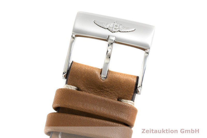 gebrauchte Luxusuhr Breitling Avenger II GMT Stahl Automatik Kal. B32, ETA 2893-2 Ref. A32390  | 2003981 _1