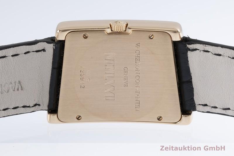 gebrauchte Luxusuhr Vacheron & Constantin 1972 Prestige 18k Rotgold Handaufzug Kal. 1055 Ref. 37010  | 2003984 _0