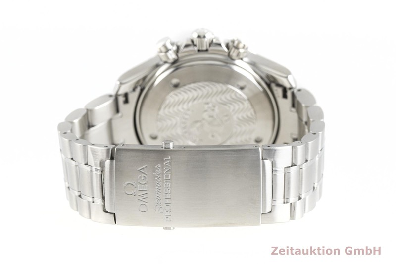 gebrauchte Luxusuhr Omega Seamaster Chronograph Stahl Automatik Kal. 3303A Ref. 25945000, 178.0515  | 2003990 _1