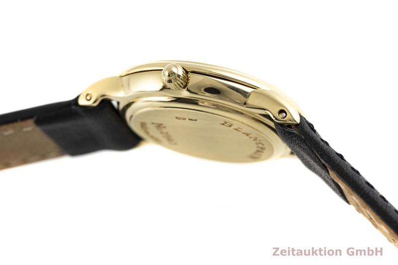 gebrauchte Luxusuhr Blancpain Villeret 18k Gold Automatik Kal. 951  | 2004001 _0
