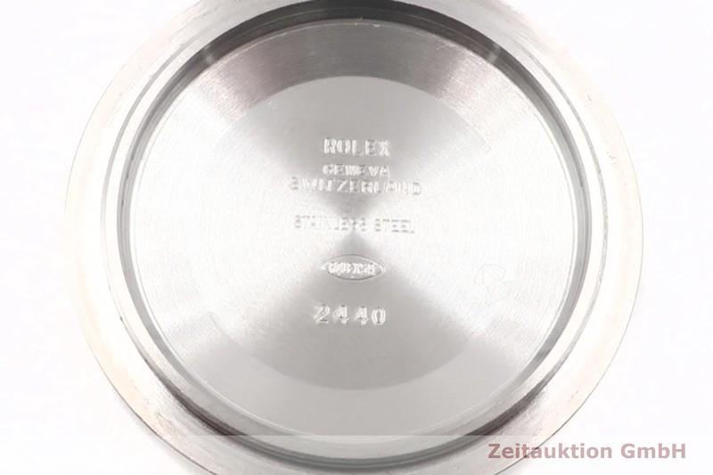 gebrauchte Luxusuhr Rolex Sea Dweller Stahl Automatik Kal. 3135 Ref. 116600  | 2004005 _0