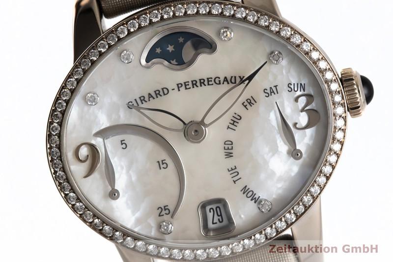 gebrauchte Luxusuhr Girard Perregaux Cat