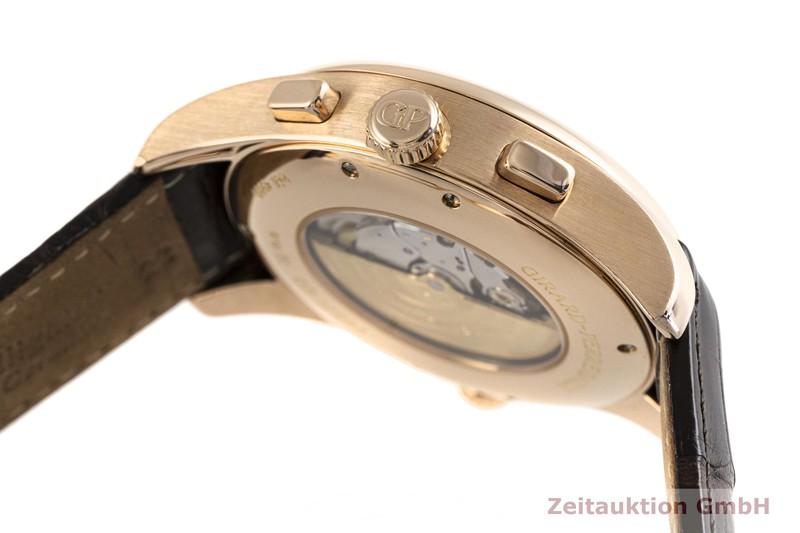 gebrauchte Luxusuhr Girard Perregaux World Time Chronograph 18k Rotgold Automatik Ref. 4980  | 2004031 _1