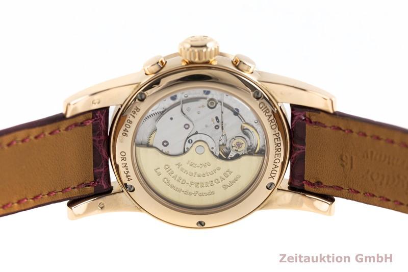 gebrauchte Luxusuhr Girard Perregaux 1966 Chronograph 18k Rotgold Automatik Kal. 3080 Ref. 8046  | 2004034 _0