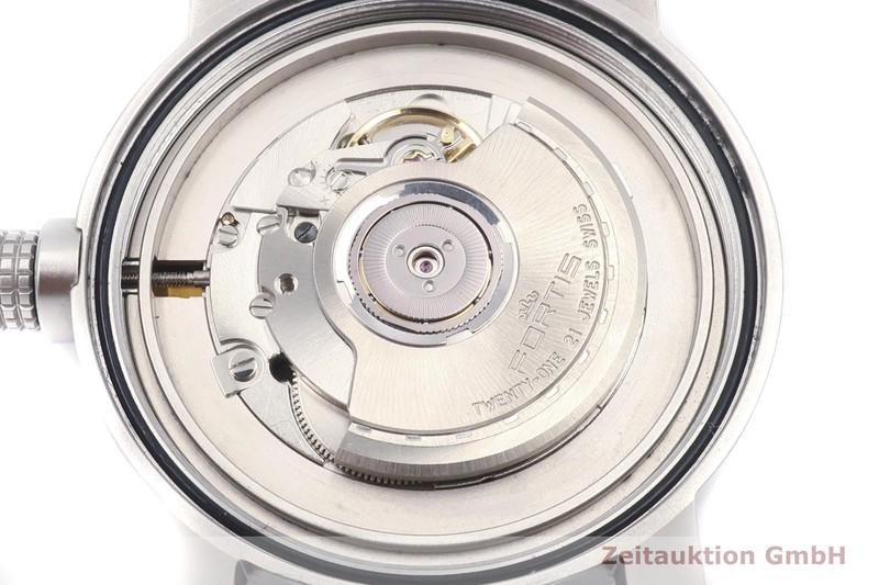 gebrauchte Luxusuhr Fortis Spacematic Stahl Automatik Kal. ETA 2893-2 Ref. 624.22.148.1  | 2004043 _0