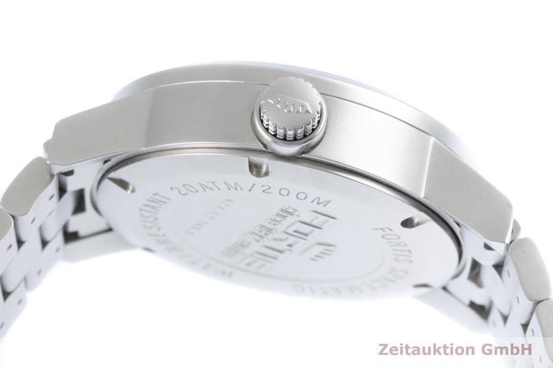 gebrauchte Luxusuhr Fortis Spacematic Stahl Automatik Kal. ETA 2893-2 Ref. 624.22.148.1  | 2004043 _1