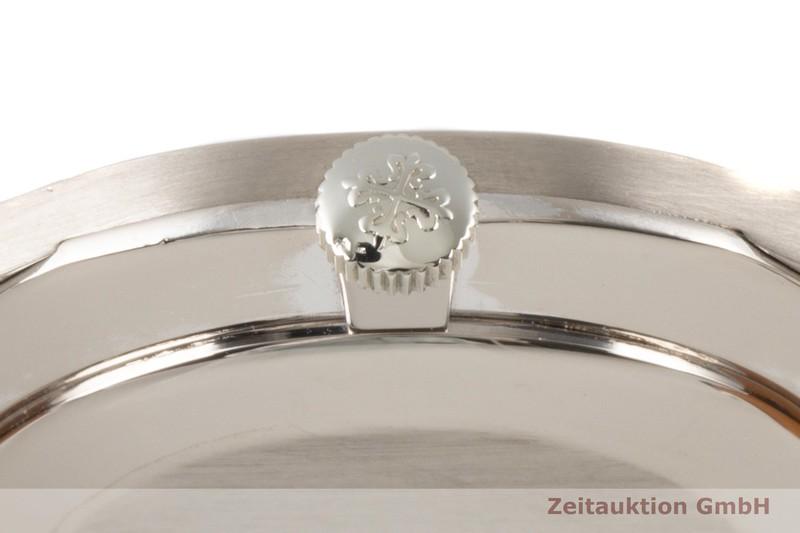 gebrauchte Luxusuhr Patek Philippe Ellipse 18k Weissgold Handaufzug Kal. 23-300 Ref. 3545  | 2004059 _1