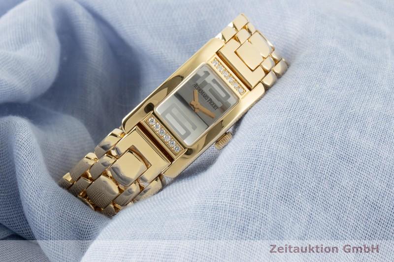 gebrauchte Luxusuhr Audemars Piguet Promesse 18k Gold Quarz Kal. 2508  | 2004060 _0