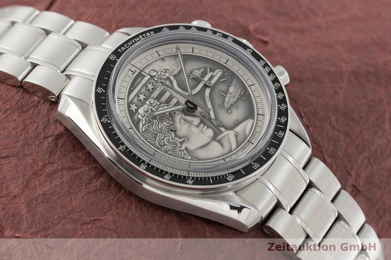 gebrauchte Luxusuhr Omega Speedmaster Moonwatch Chronograph Stahl Handaufzug Kal. 1861 Ref. 311.30.42.30.99.002 LIMITED EDITION | 2004071 _1