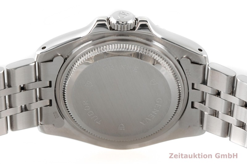 gebrauchte Luxusuhr Tudor Mini-Sub Stahl Automatik Kal. ETA 2671 Ref. 73190    2004086 _0