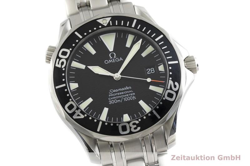 gebrauchte Luxusuhr Omega Seamaster Stahl Automatik Kal. 1120 Ref. 168.1640  | 2004104 _0