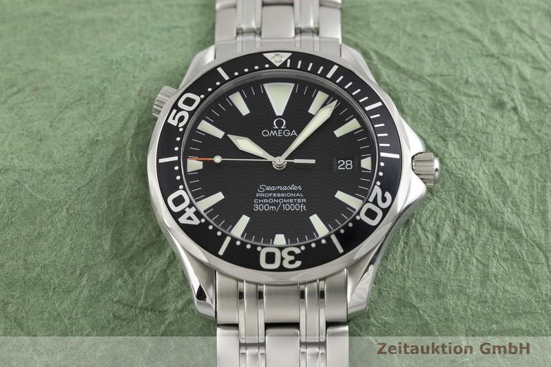 gebrauchte Luxusuhr Omega Seamaster Stahl Automatik Kal. 1120 Ref. 168.1640  | 2004104 _1