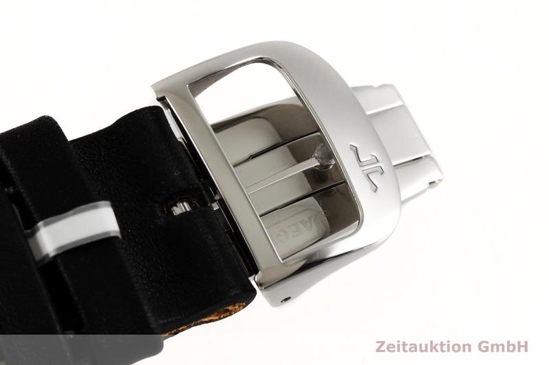 gebrauchte Luxusuhr Jaeger LeCoultre Master Compressor Chronograph Stahl Automatik Kal. 751 Ref. 146.8.25  | 2004114 _1