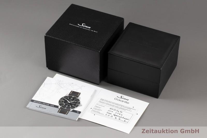 gebrauchte Luxusuhr Sinn 104ST Stahl Automatik Ref. 104.011    2004124 _0