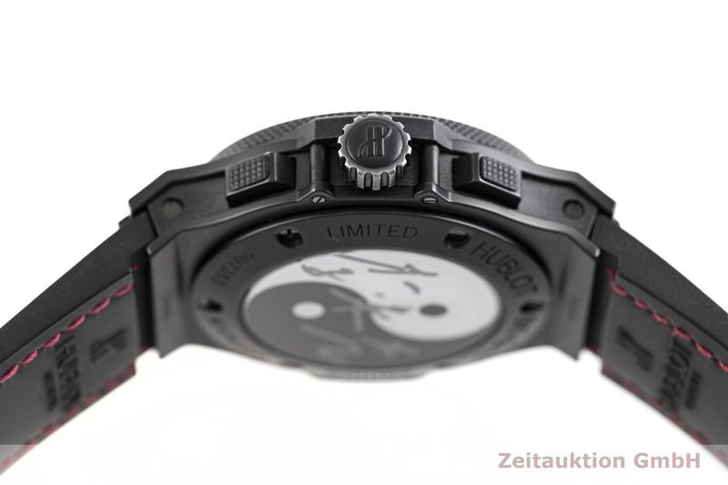 gebrauchte Luxusuhr Hublot Big Bang Chronograph Keramik / Titan Automatik Kal. 4214, SW500 LIMITED EDITION | 2004129 _0