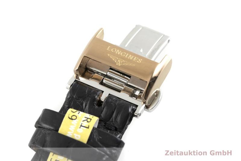 gebrauchte Luxusuhr Longines Conquest 18k Rotgold Automatik Kal. L619.2, ETA 2892-A2 Ref. L2.785.8  | 2004132 _1