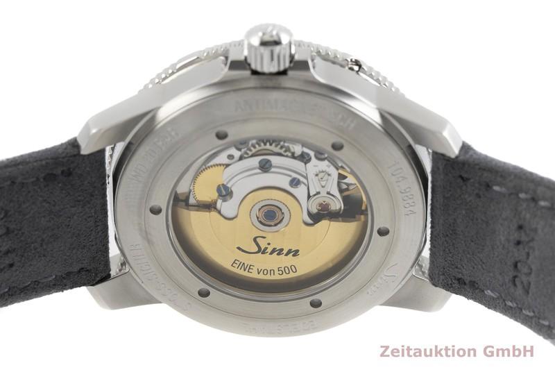 gebrauchte Luxusuhr Sinn 104ST Stahl Automatik Kal. ETA 2836-2 Ref. 104.0111 LIMITED EDITION | 2004134 _0